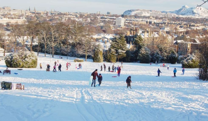 The snow is coming – and don't we all just love a snow day?