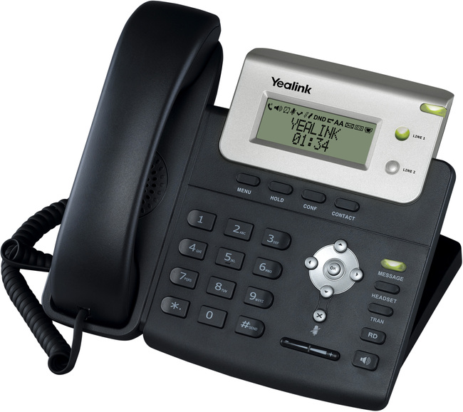 Yealink T20P the new entry level IP phone