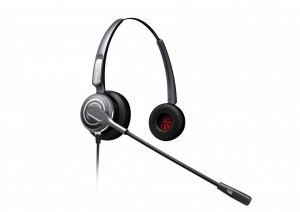 Eartec Office Pro 710D Binaural Flex Boom Headset