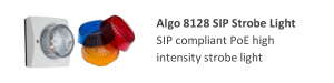 Algo 8128 SIP/VoIP Strobe light