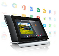 Gigaset Maxwell 10 tablet phone