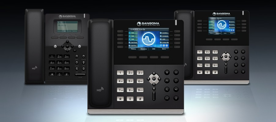 Sangoma Phones The Best Phone for FreePBX